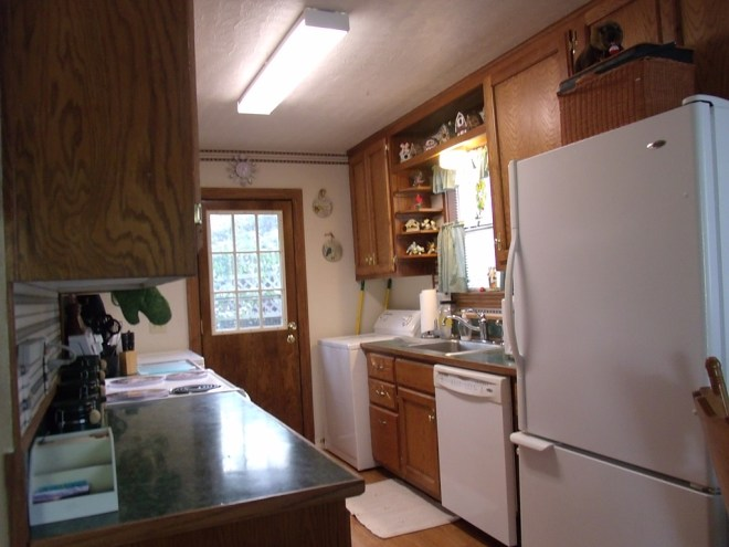 Vacation rental Cabin Kitchen