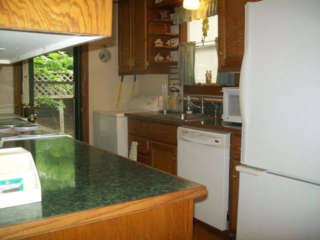 Beaver-Lake-vacation-rental-Kitchen-area-