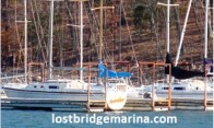 Marinas On Beaver Lake AR Lost Bridge Marina