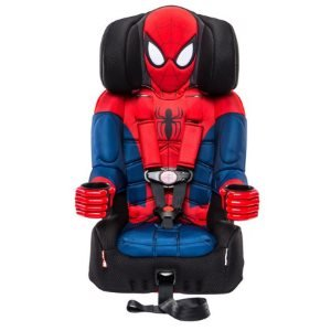 KidsEmbrace Spider-Man Booster Car Seat Review