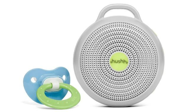 Marpac Hushh White Noise Sound Machine for Baby Review