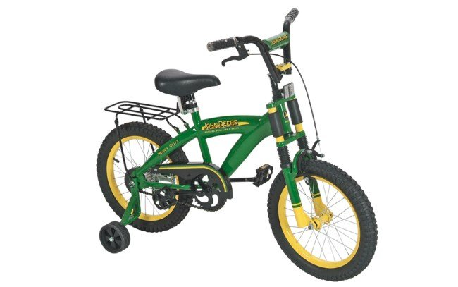 TOMY John Deere Bicycle Review