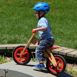 ZÜM CX Wooden Balance Bike Review