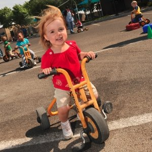 How Do I Teach My Child to Ride a Tricycle