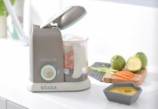 Beaba Babycook Baby Food Maker Review