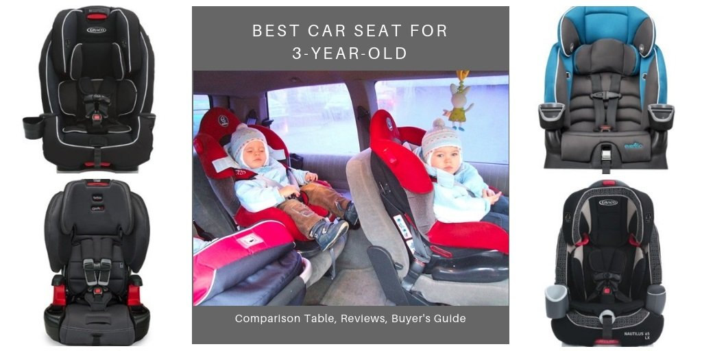 Car Seats For Three Year Olds >> Best Car Seat for 3-Year-Olds in 2019 - Reviews and Buyer's Guide