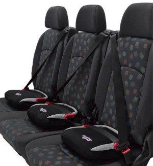 BubbleBum Car Seat review
