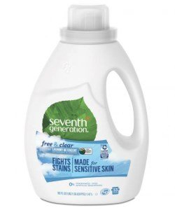 Seventh Generation Concentrated Laundry Detergent Review