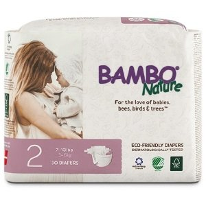 Bambo Nature Eco-Friendly Baby Diapers Review