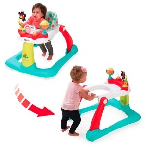 Kolcraft Tiny Steps 2-in-1 Activity Center Review