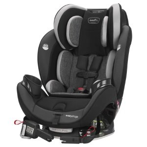 Evenflo EveryStage DLX All-in-One Car Seat Review