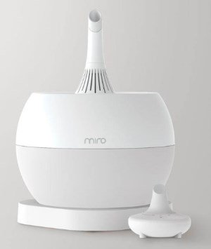 Miro NR07G humidifier for baby review