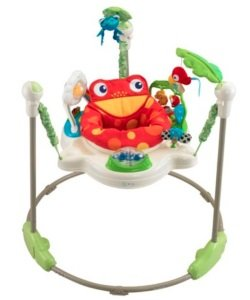 Fisher-Price Rainforest Jumperoo Review
