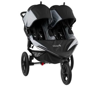 Baby Jogger Summit X3 Double Jogging Stroller Review