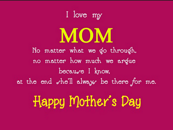 messages for mom mother day wishes