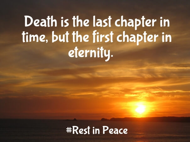 Image result for resting in peace