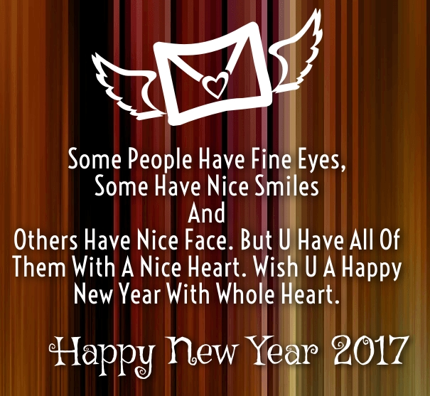 Cute Happy New Year 2017 Greetings Amp Love Quotes