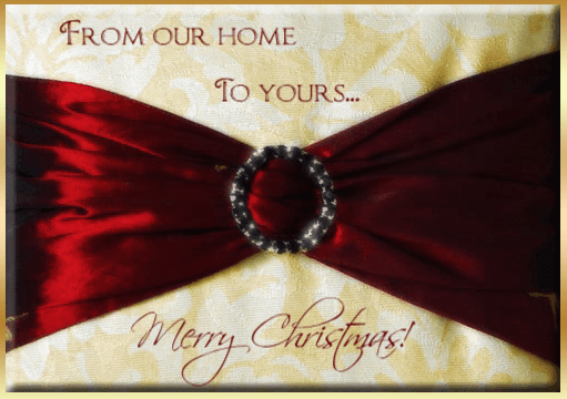 30 Merry Christmas And Happy New Year 2019 Greeting Card