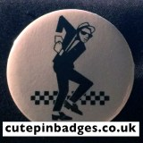2Tone Dancer Badge