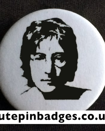 John Lennon Badge