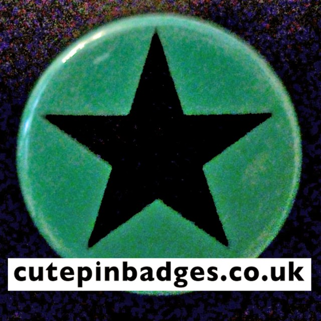 Green Star Badge