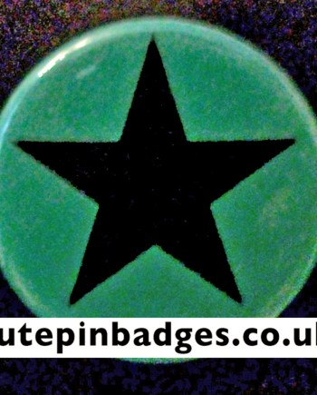 Green Star Badge