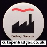 Factory Records Badge
