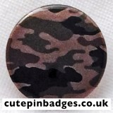 Olive Drab Camouflage Badge