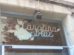 Opening today Carolina Blue Barcelona