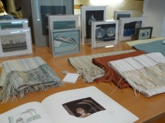 Barcelona textile weaving and felting Teranyina