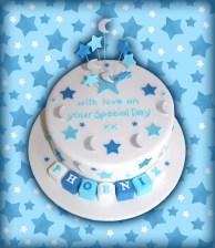 Naming Cake