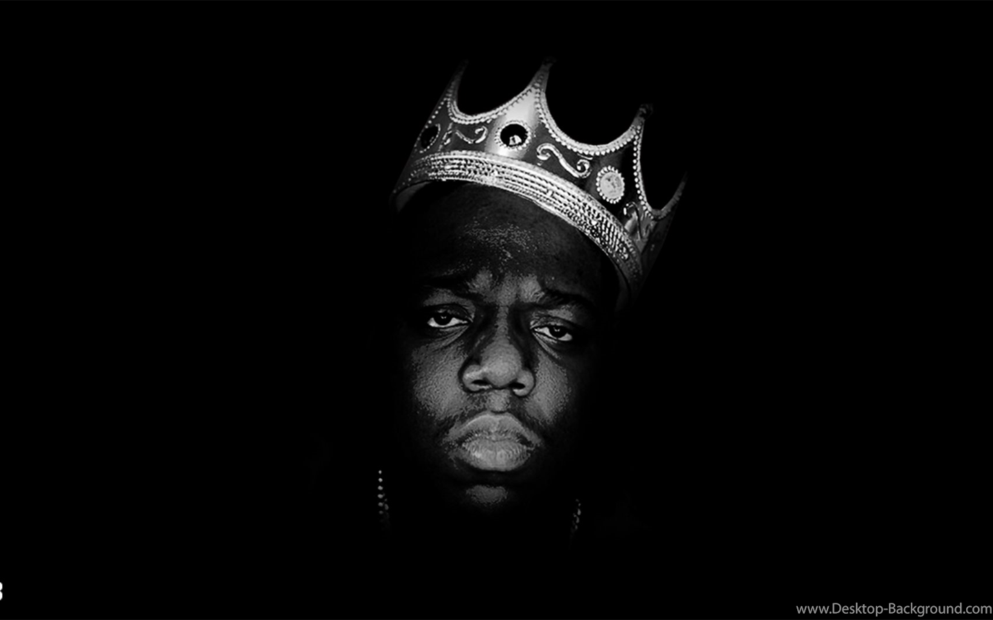 biggie smalls crown picture posted by