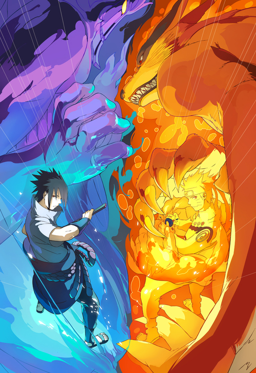 Naruto and luffy are two of weekly shonen jump's most iconic heroes. Goku Vs Naruto Wallpaper Posted By John Johnson