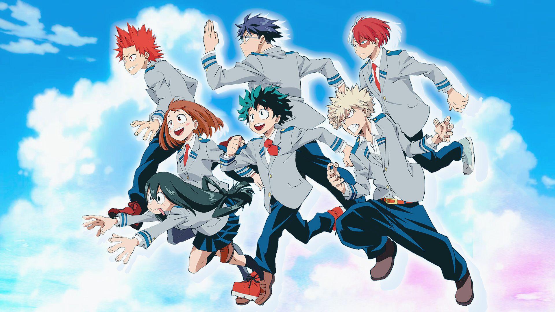 Boku no hero academia kaminari denki male tagme wallpaper | #458689 | yande.re. Aesthetic Anime Wallpapers Chromebook - Anime Wallpaper HD