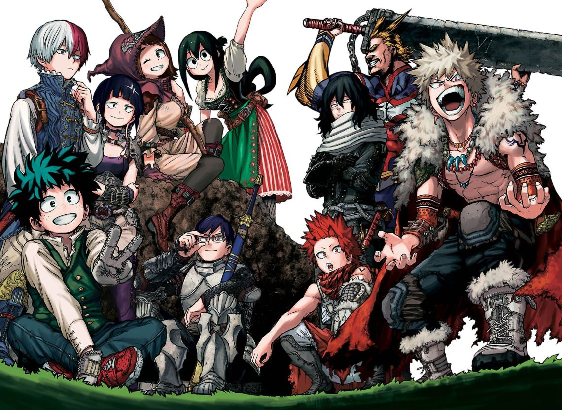 My Hero Academia Live Wallpaper Posted By Michelle Tremblay