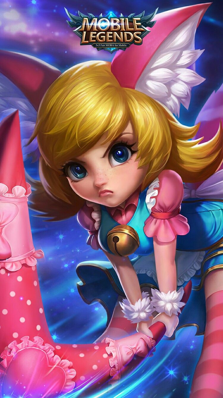 Nana Mobile Legends Wallpapers Posted By Michelle Tremblay