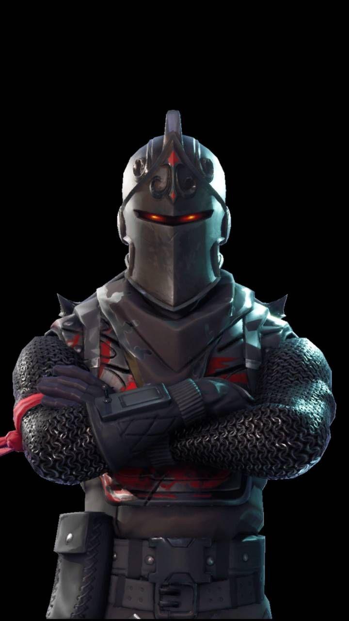 Les chevaliers noirs du sommet sont de puissants guerriers du marteau. Noir Fortnite Posted By Zoey Johnson