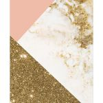 Pink And Gold Marble Wallpaper Posted By Christopher Johnson