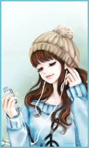 Perfect collection for anime dp for girls whatsapp. Cartoon Attitude Girl Wallpapers Posted By Ryan Cunningham