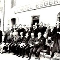 1930. Nicolae Titulescu și Albert Einstein.