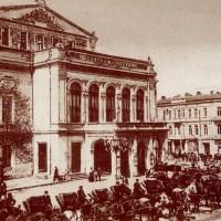 1923, Teatrul Național.