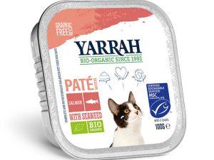 Yarrah Biologisch Kattenvoer Paté 100g