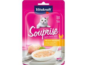 Gratis Proefverpakking Vitakraft Souprise Liquid Snack 20g
