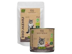 Biofood Bio Kattenvoer Rund Menu