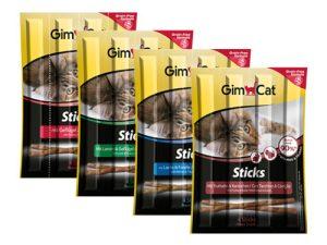 GimCat Sticks 4 stuks