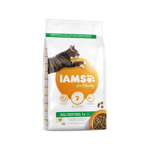 IAMS for Vitality kattenbrokken zijn erg gezond