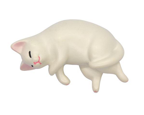 De witte Katten Koelkastmagneten