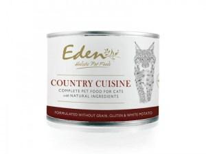 Eden Katten Natvoer Country Cuisine