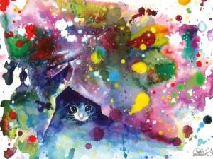 Legpuzzel Katten 1000 stukjes – Meow