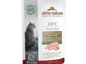 Almo Nature Kattenvoer HFC Natural Zakje 55g